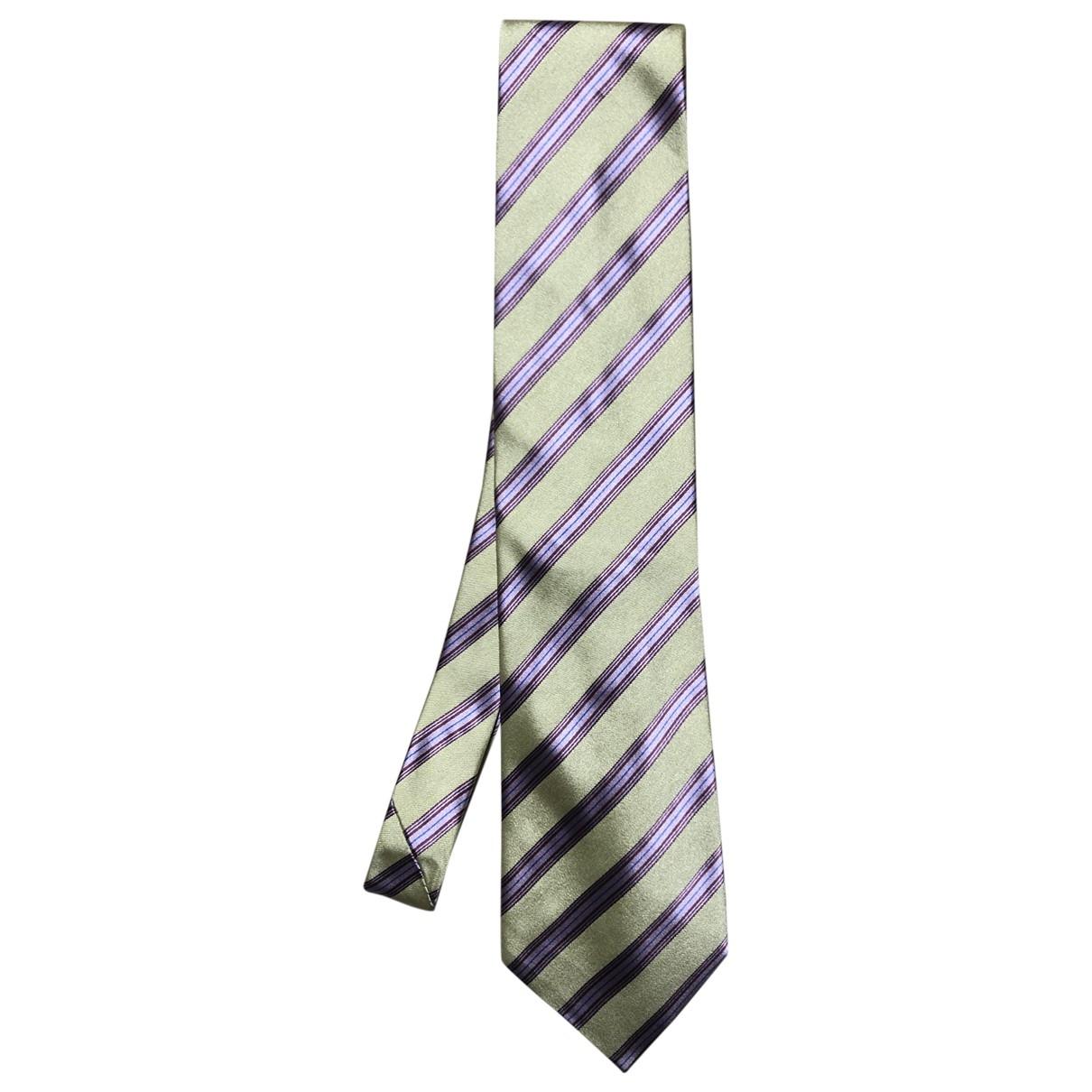 Paul Smith \N Green Silk Ties for Men \N