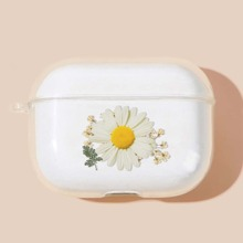Pressed Flower Print Airpods Pro Case