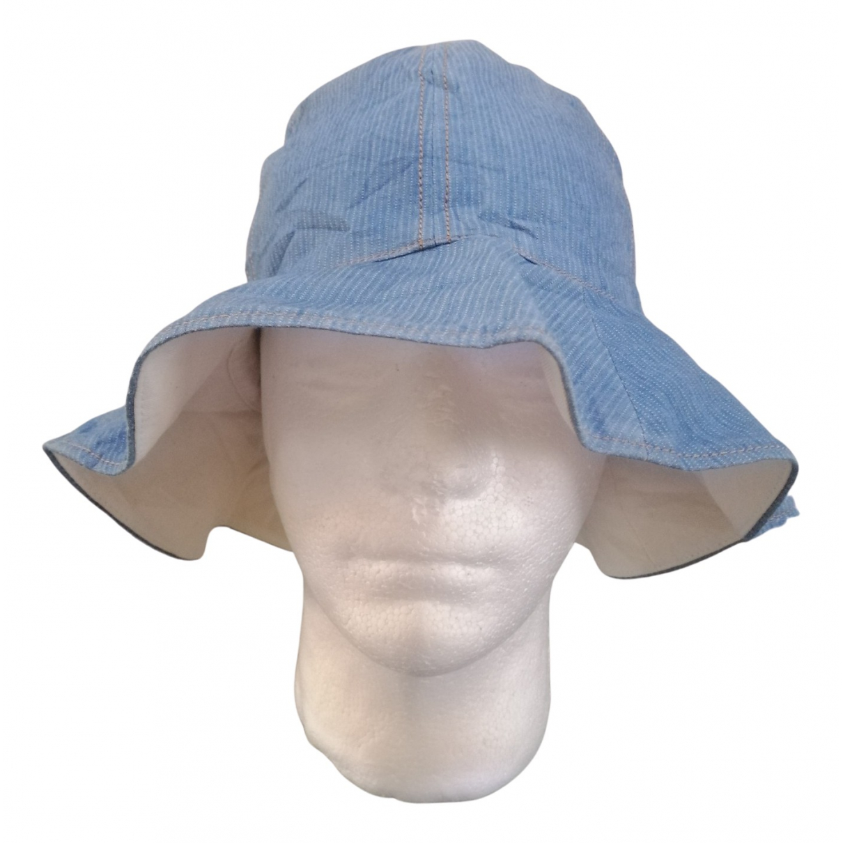Issey Miyake N Blue Cotton hat for Women 57 cm