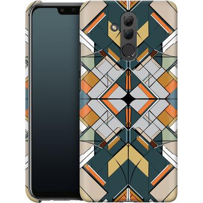 Huawei Mate 20 Lite Smartphone Huelle - Mosaic I von caseable Designs