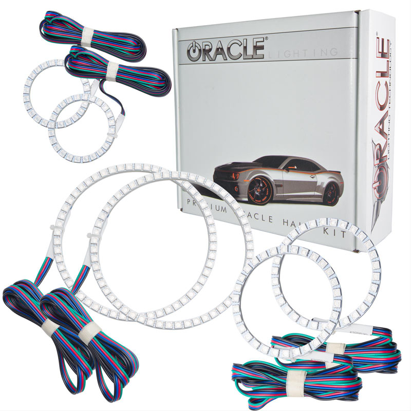 Oracle Lighting 2517-330 Toyota Supra 1993-1998 ORACLE ColorSHIFT Halo Kit