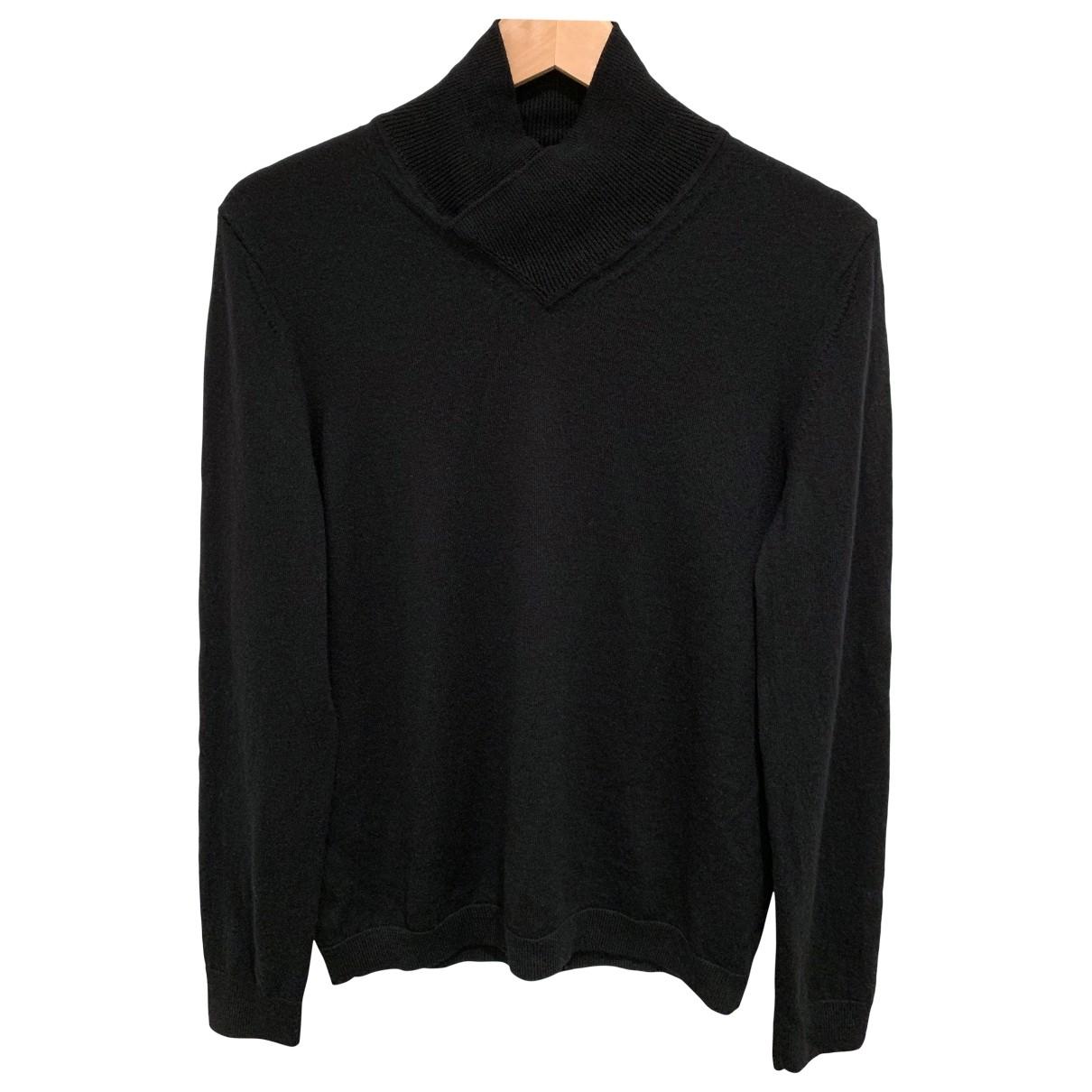 Calvin Klein \N Black Wool Knitwear for Women L International