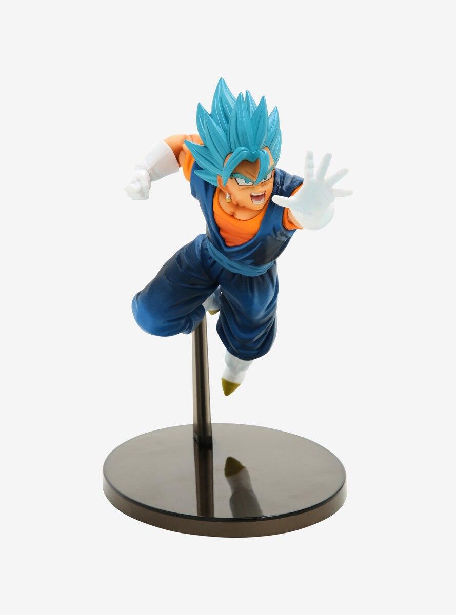 Banpresto Dragon Ball Super Super Saiyan God Super Saiyan Vegito Vol. 5 Chosenshi Retsuden Collectible Figure