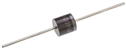 Vishay 1000V 6A, Silicon Junction Diode, 2-Pin P600 P600M-E3/54 (5)