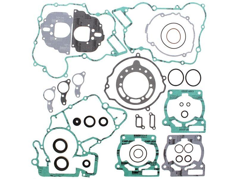 Vertex Complete Gasket Kit with Oil Seals (811308) Husqvarna TC 125   TE 125   KTM EXC 125   SX 125   SXS 125 2002-2016