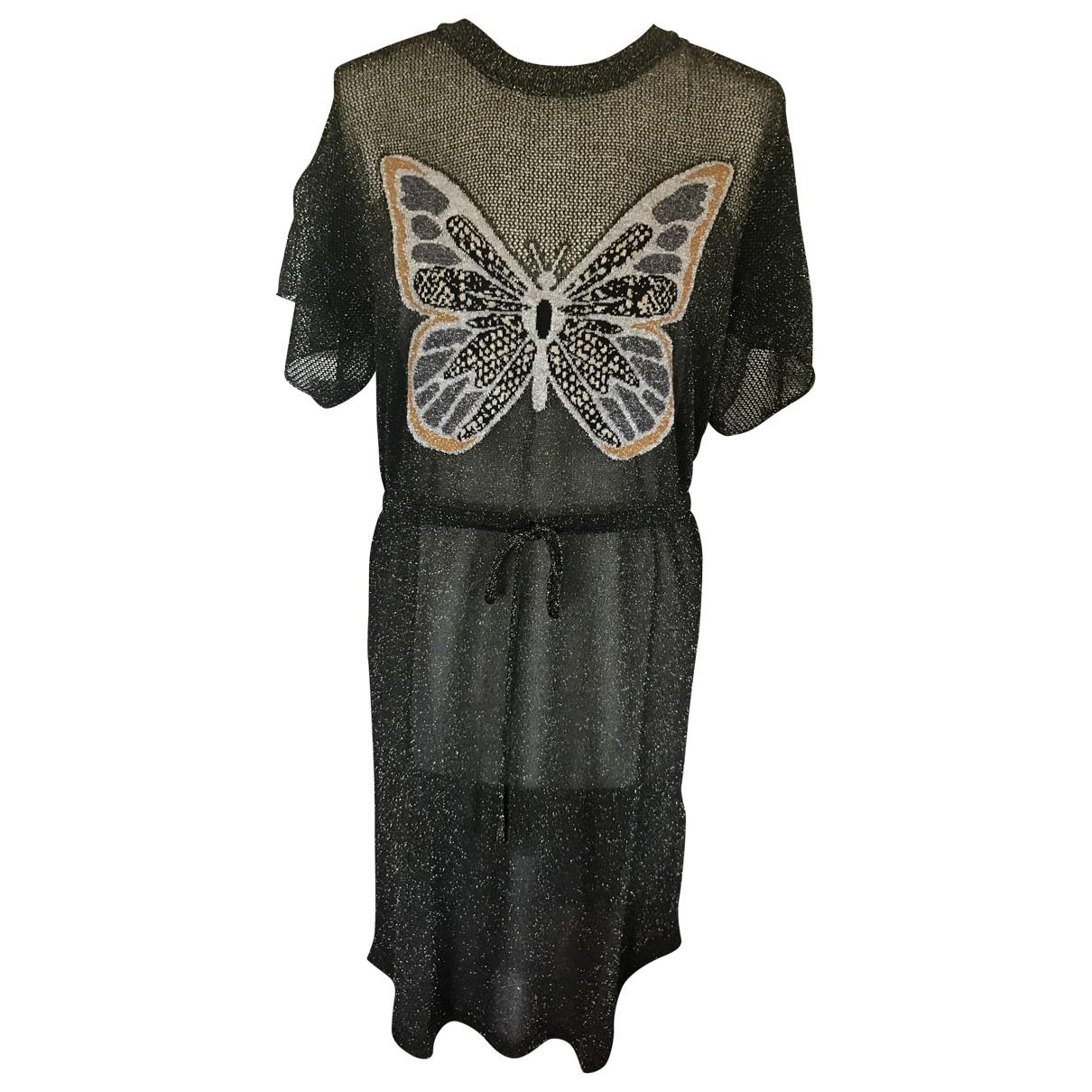 Twin Set \N Metallic dress for Women L International