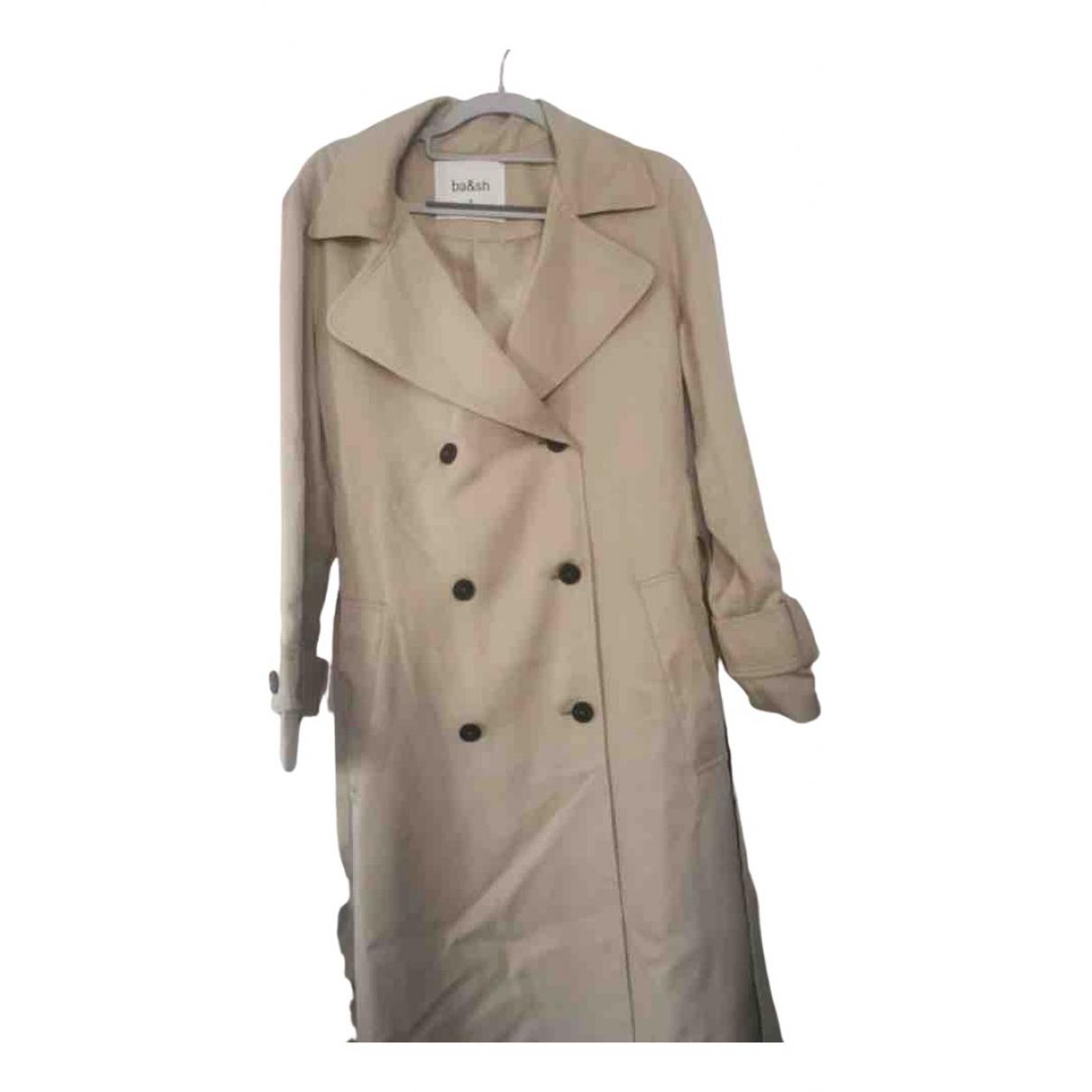 Ba&sh N Beige coat for Women 34 FR