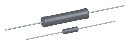 Vishay 5Ω Wire Wound Resistor 3W ±1% RS02B5R000FE12