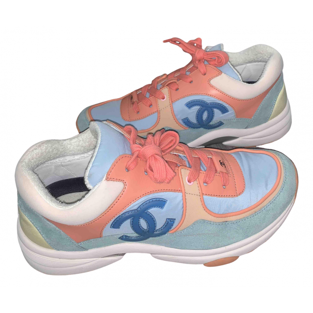 Chanel N Multicolour Pony-style calfskin Trainers for Women 38 EU