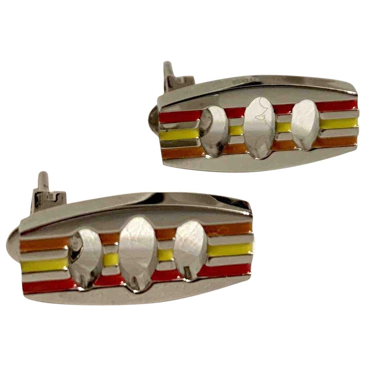 Swatch - Boucles doreilles   pour femme en acier - argente
