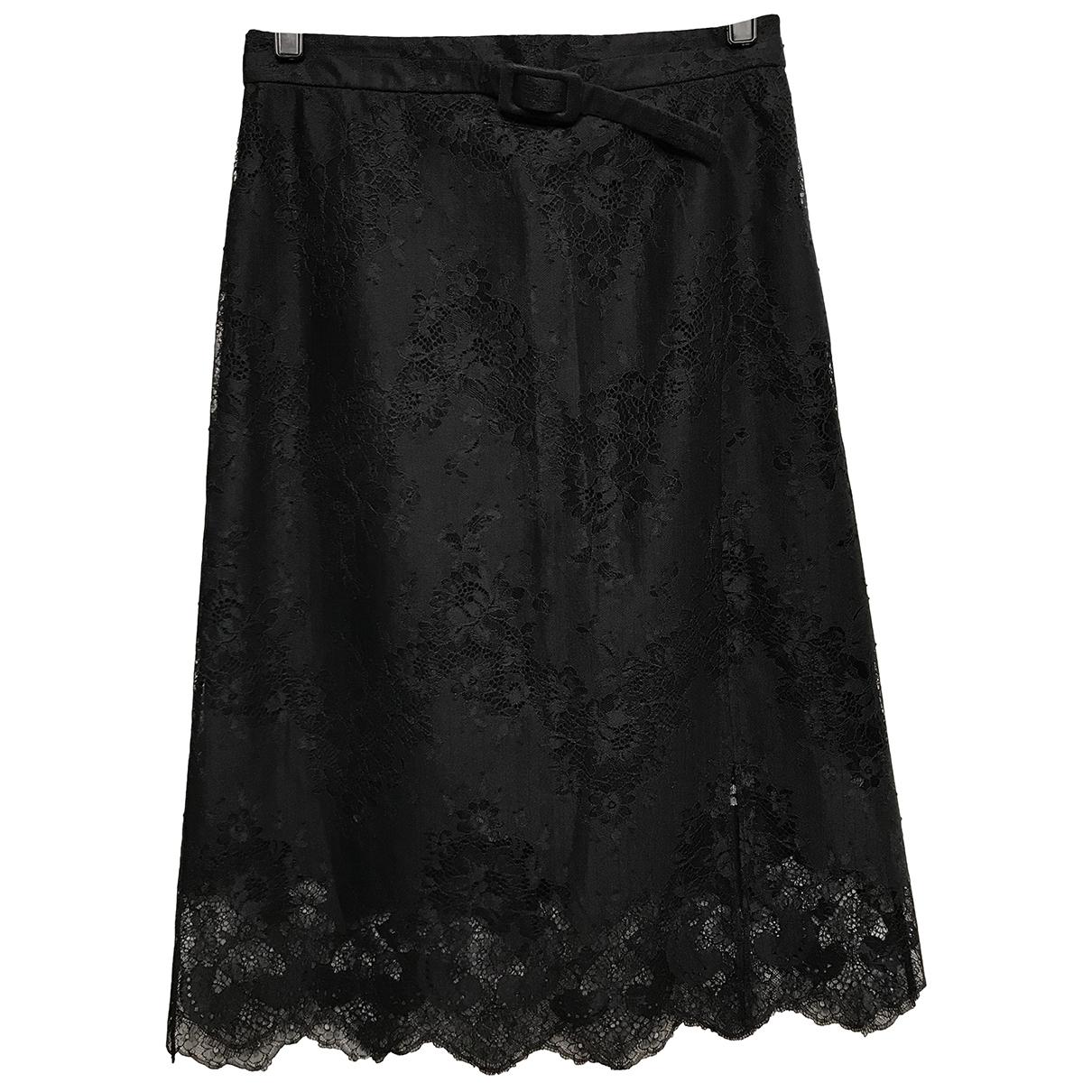 Carven - Jupe   pour femme - noir
