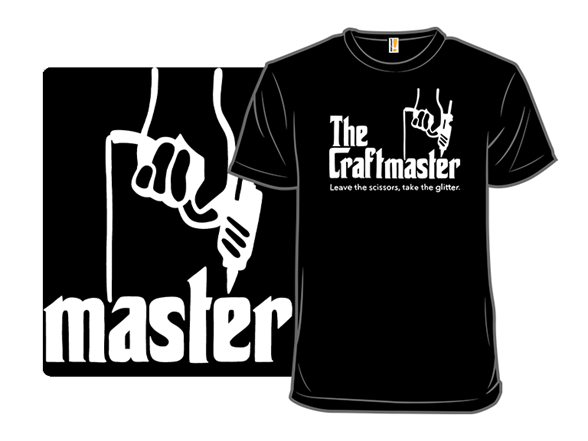 The Craftmaster T Shirt