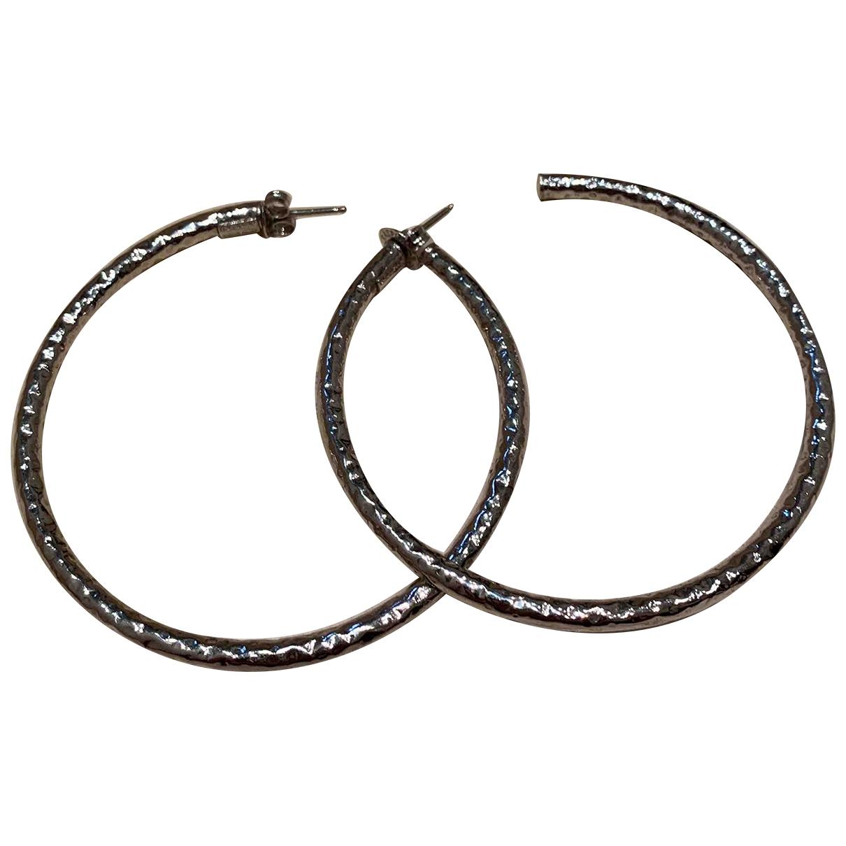 Giovanni Raspini \N Silver Silver Earrings for Women \N