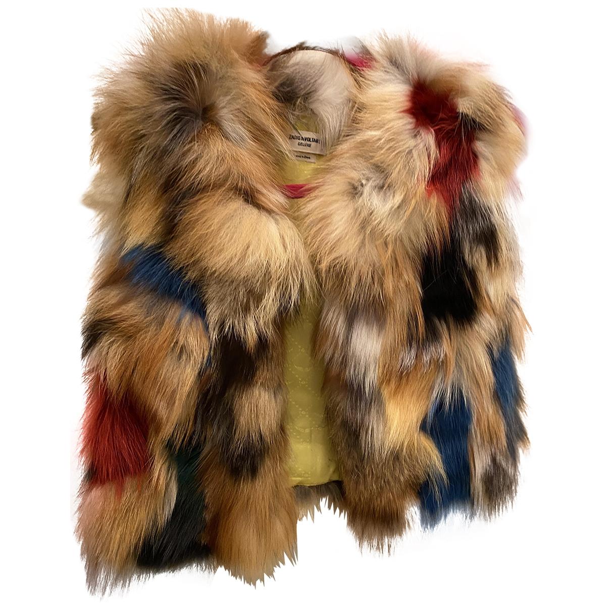 Zadig & Voltaire \N Multicolour Fox jacket for Women 34 FR