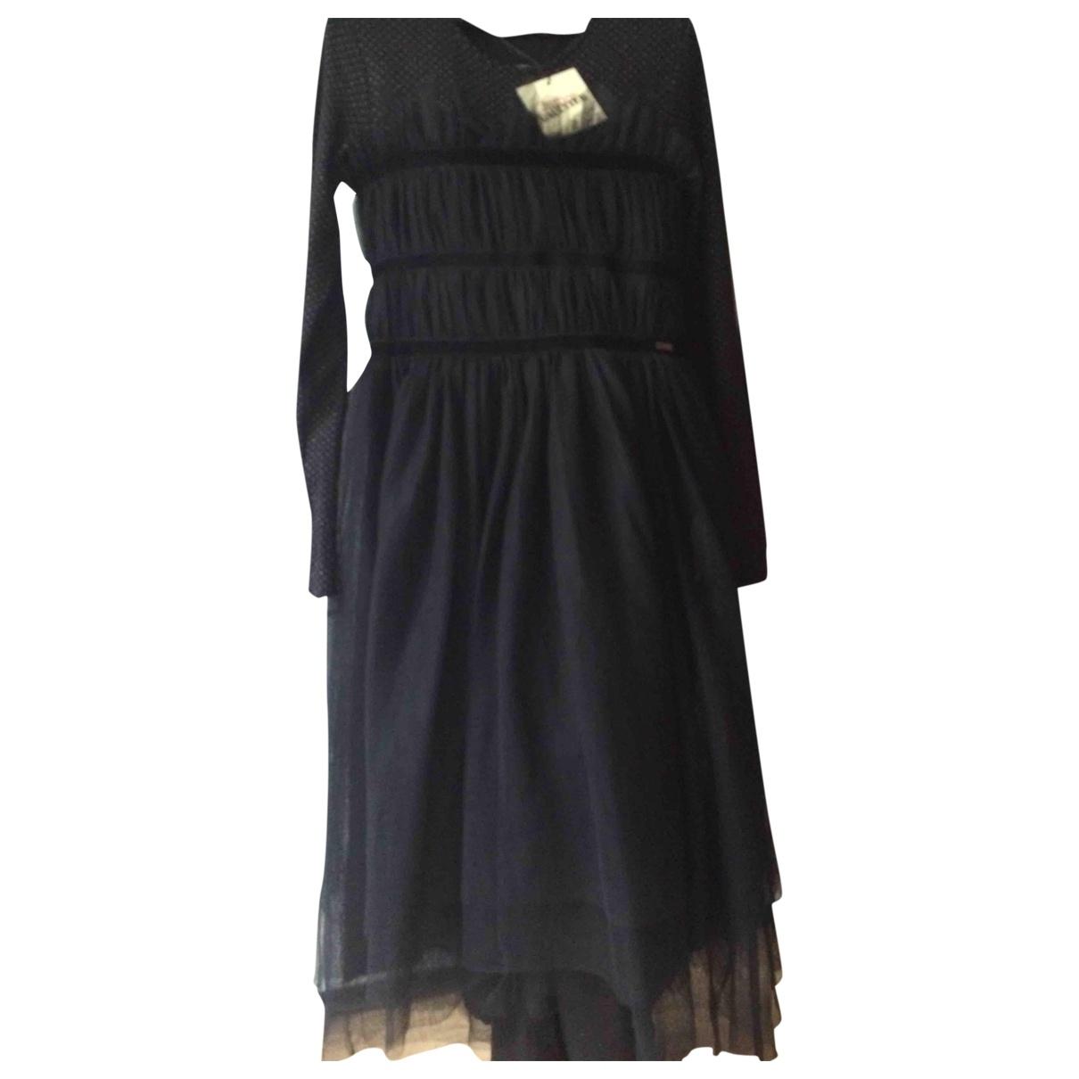 Jean Paul Gaultier \N Black dress for Kids 12 years - XS FR