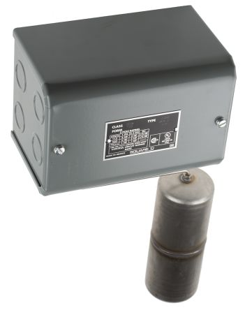 Telemecanique Sensors 9038 Series, Mechanical Alternator Screw In Mounting Float Switch 4 NC DPST Output