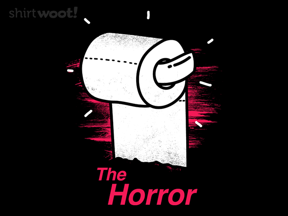 The Horror T Shirt