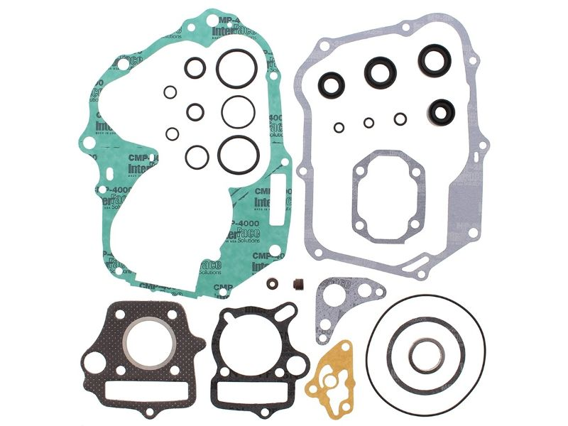 Vertex Complete Gasket Kit with Oil Seals (811209) Honda CRF70F | CT70 Trail | XR70R 1997-2012