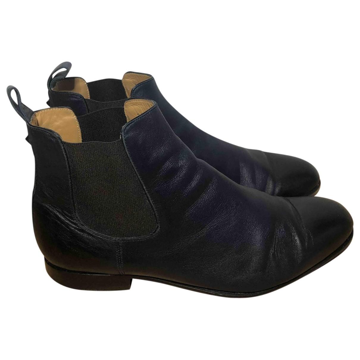 Botas de Cuero Valentino Garavani