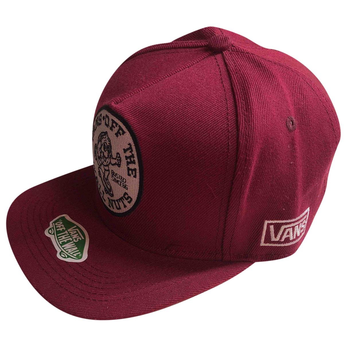 Sombrero / gorro de Lona Vans