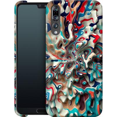 Huawei P20 Pro Smartphone Huelle - Weird Surface von Danny Ivan