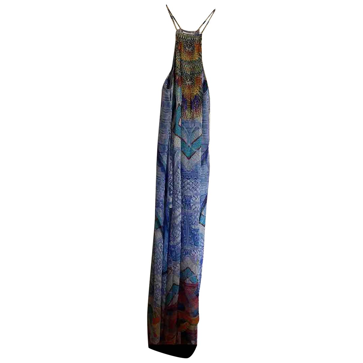 Camilla \N Kleid in Seide
