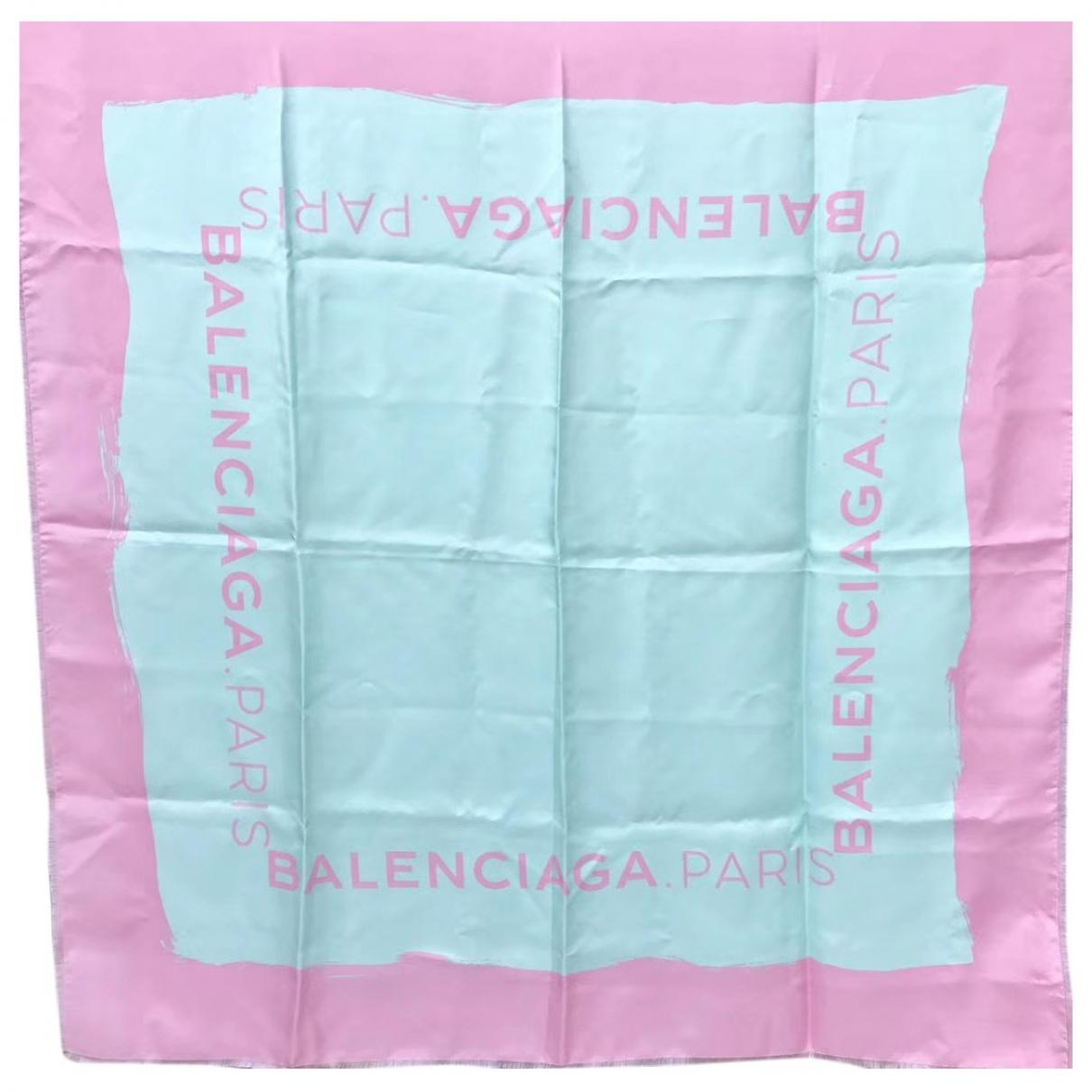 Pañuelo de Seda Balenciaga