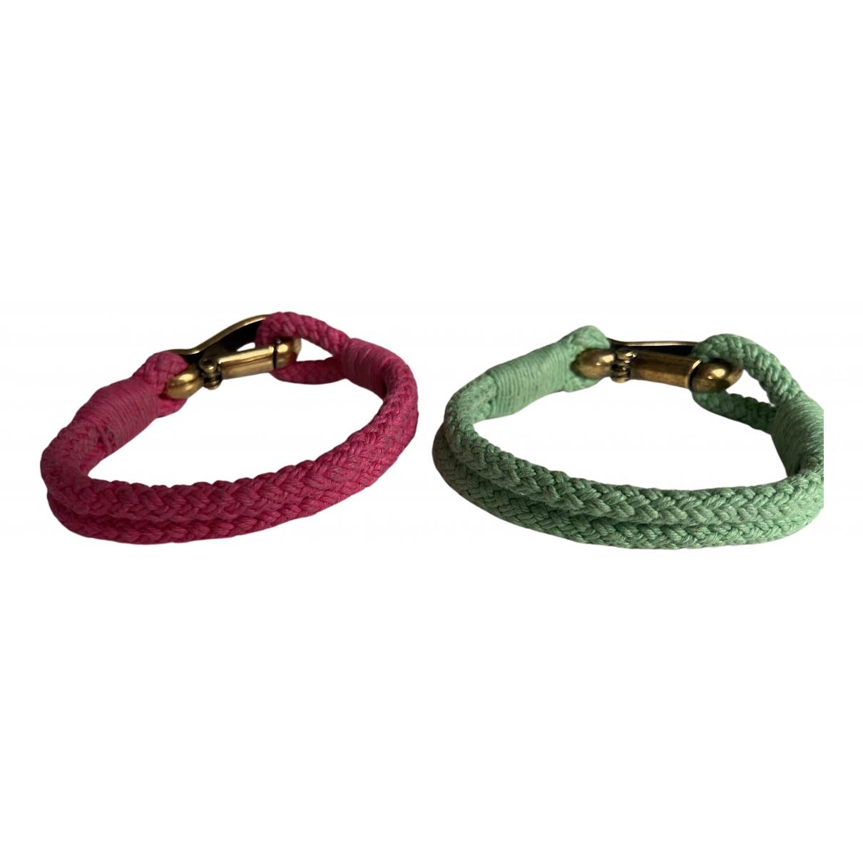 Burberry - Bracelet   pour femme en toile