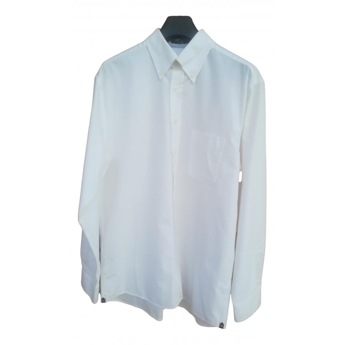 Gant N White Cotton Shirts for Men L International