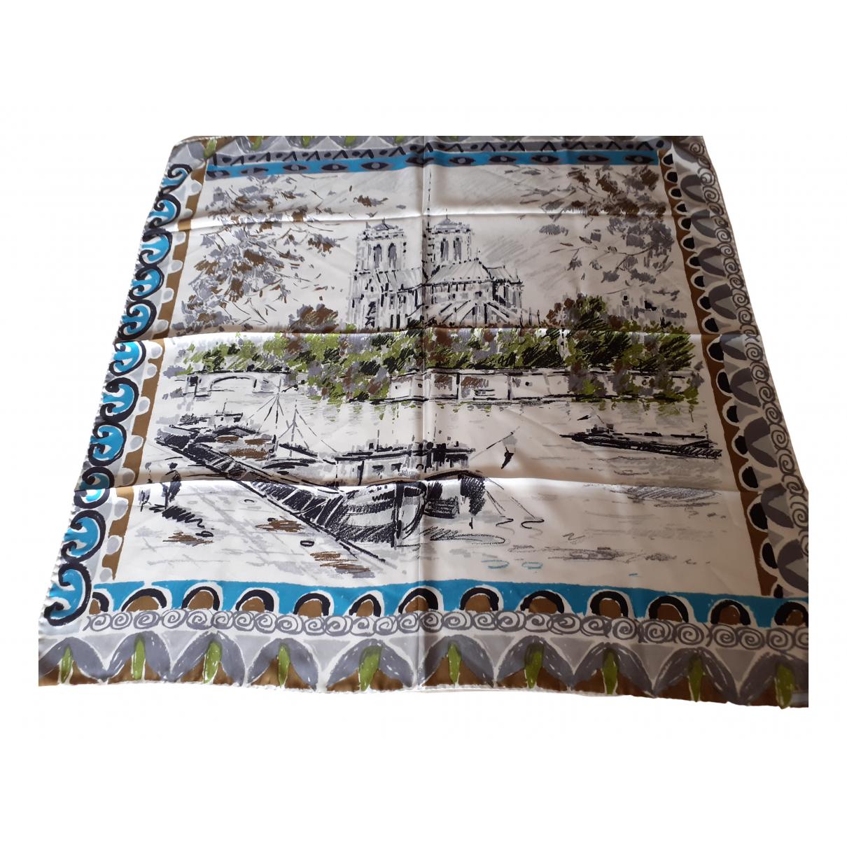 Prada - Foulard   pour femme en soie - multicolore