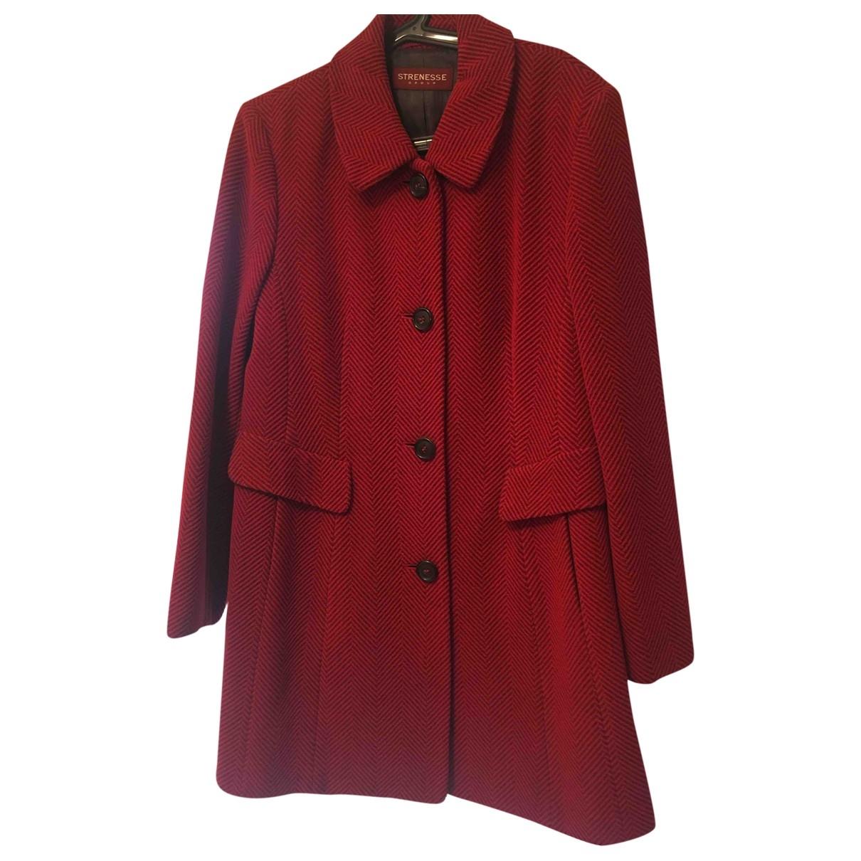 Strenesse - Manteau   pour femme en laine