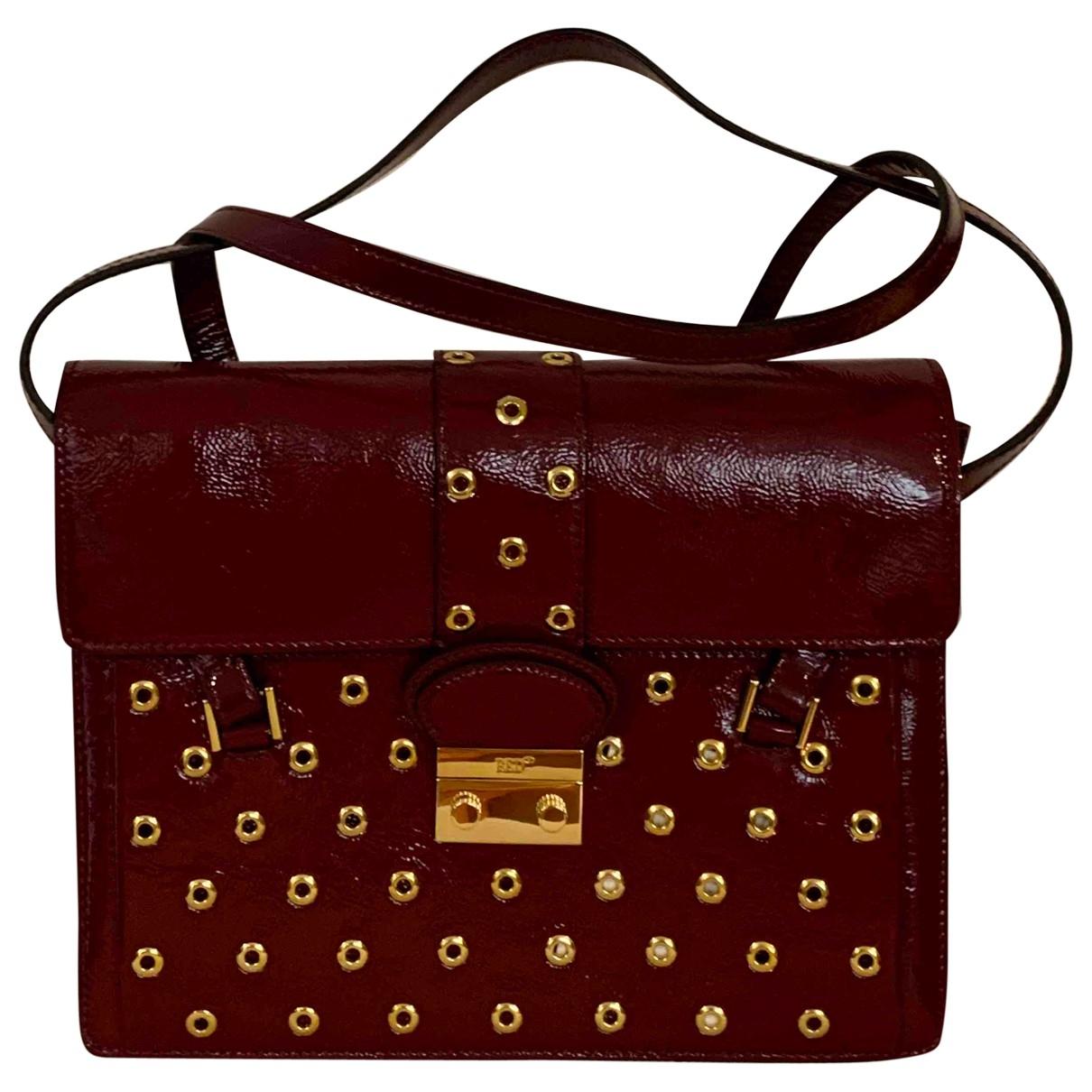 Red Valentino Garavani \N Patent leather handbag for Women \N