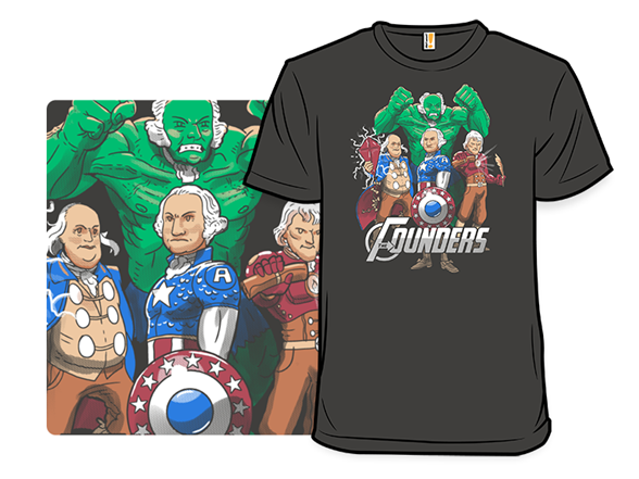 The Founders T Shirt