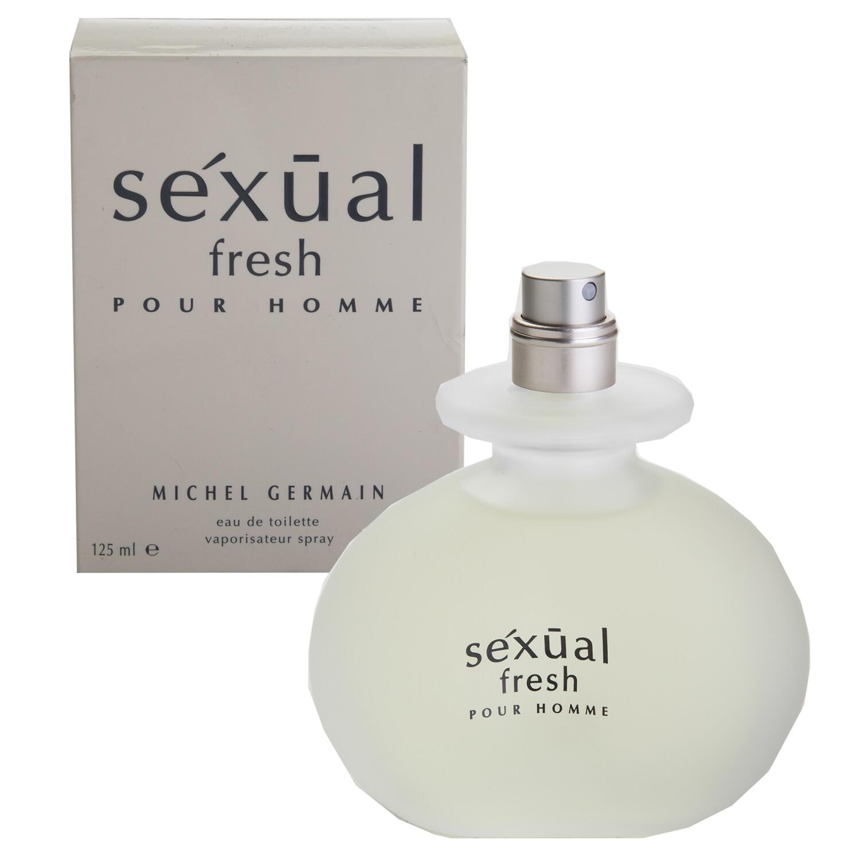 Michel Germain Sexual Fresh Pour Homme Eau de Toilette Spray - 4.2 oz