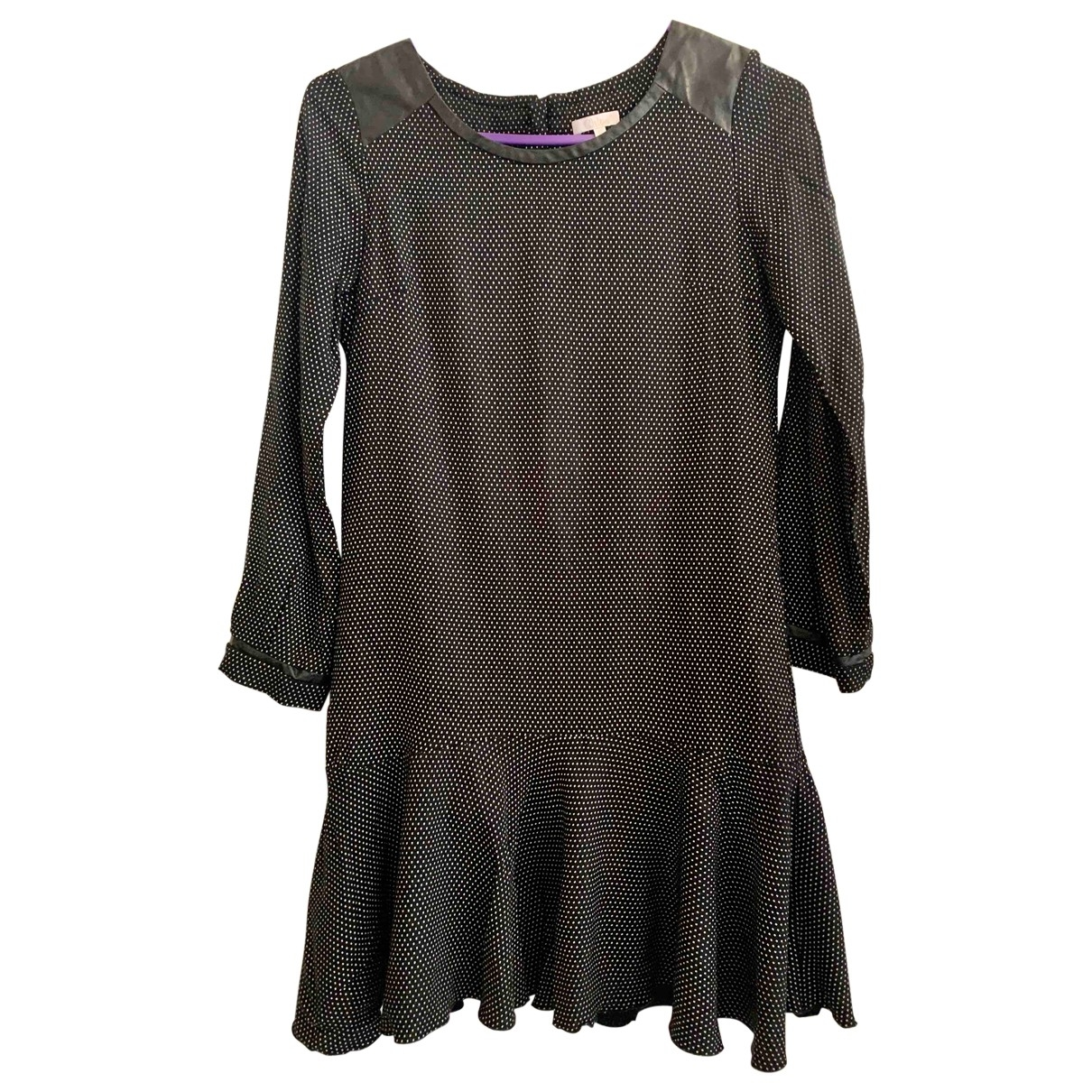 Chloé \N Black dress for Kids 12 years - XS FR