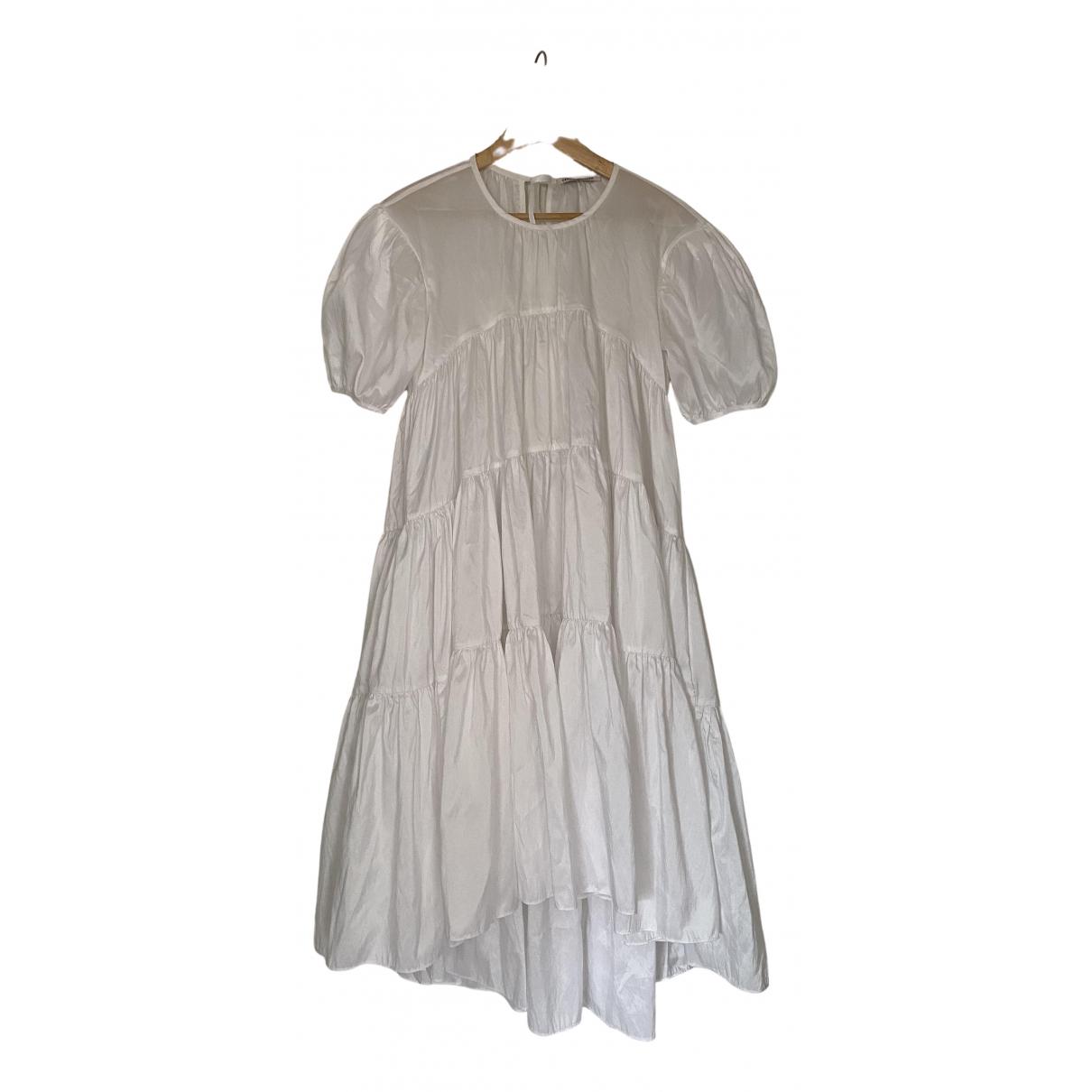 Cecilie Bahnsen - Robe   pour femme - blanc