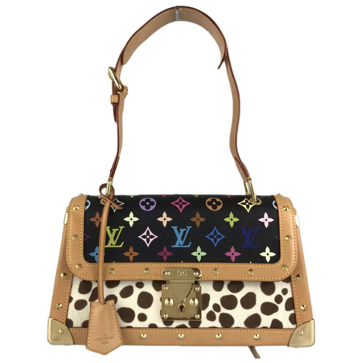 Louis Vuitton Dalmatian  Multicolour Pony-style calfskin handbag for Women N