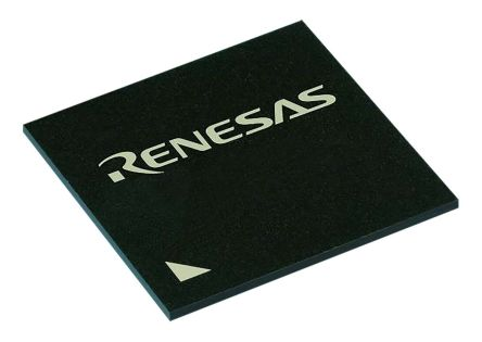 Renesas Electronics R5F52108BDLK#U0, 32bit RX Microcontroller, RX210, 50MHz, 512 kB Flash, 145-Pin TFLGA