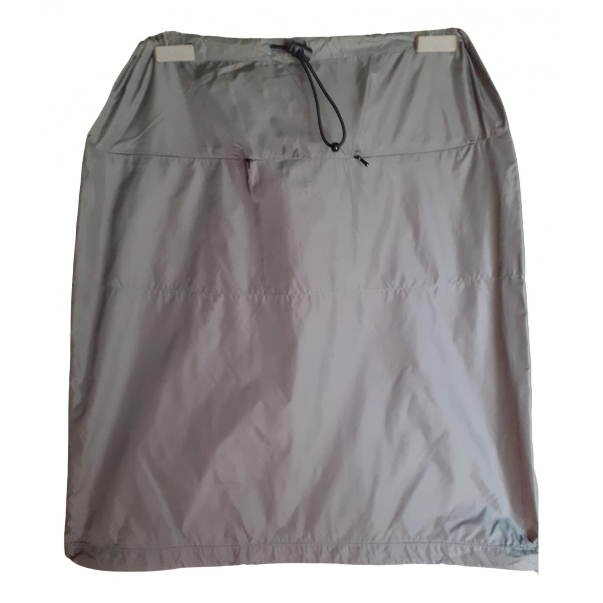 Aspesi \N Rocke in  Grau Polyester