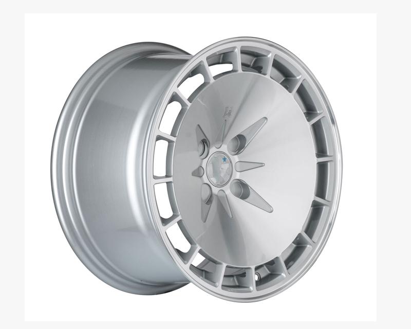 Klutch Silver Machined KM16 Wheel 16x9 5x114.3 17mm