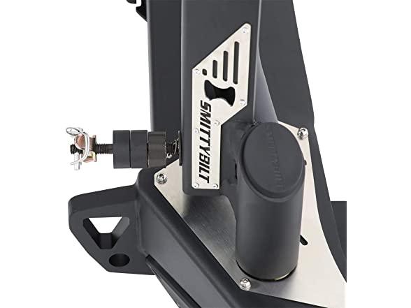Smittybilt Gen2 Bolt-on Tire Carrier