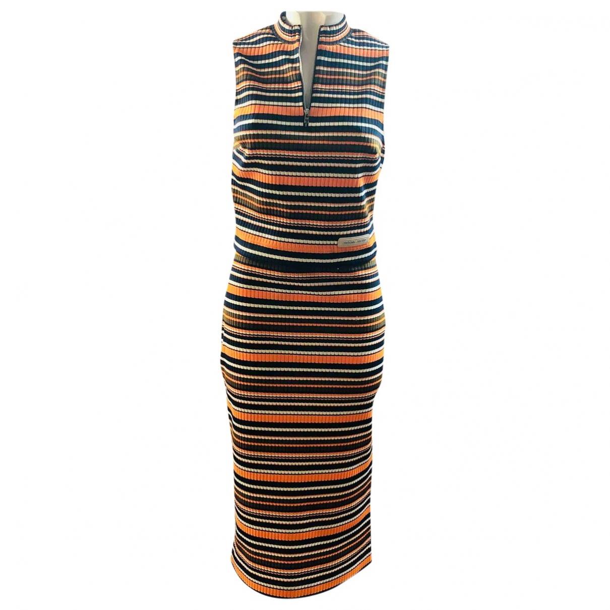 Prada - Robe   pour femme - multicolore