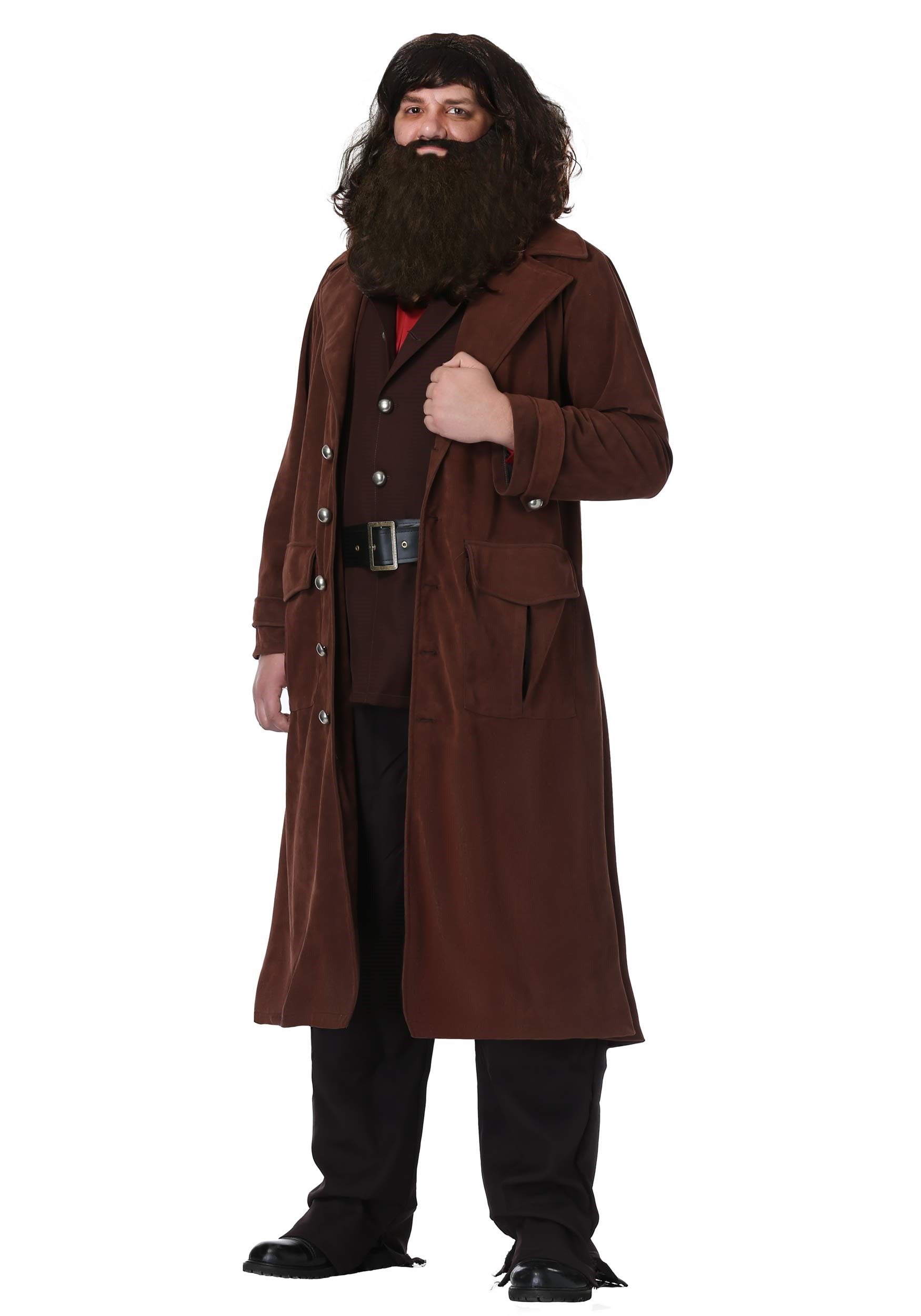Deluxe Hagrid Costume for Adults