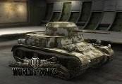 World of Tanks 100 Gold + T2 Light Tank + 1 Day Premium EU INVITE CODE