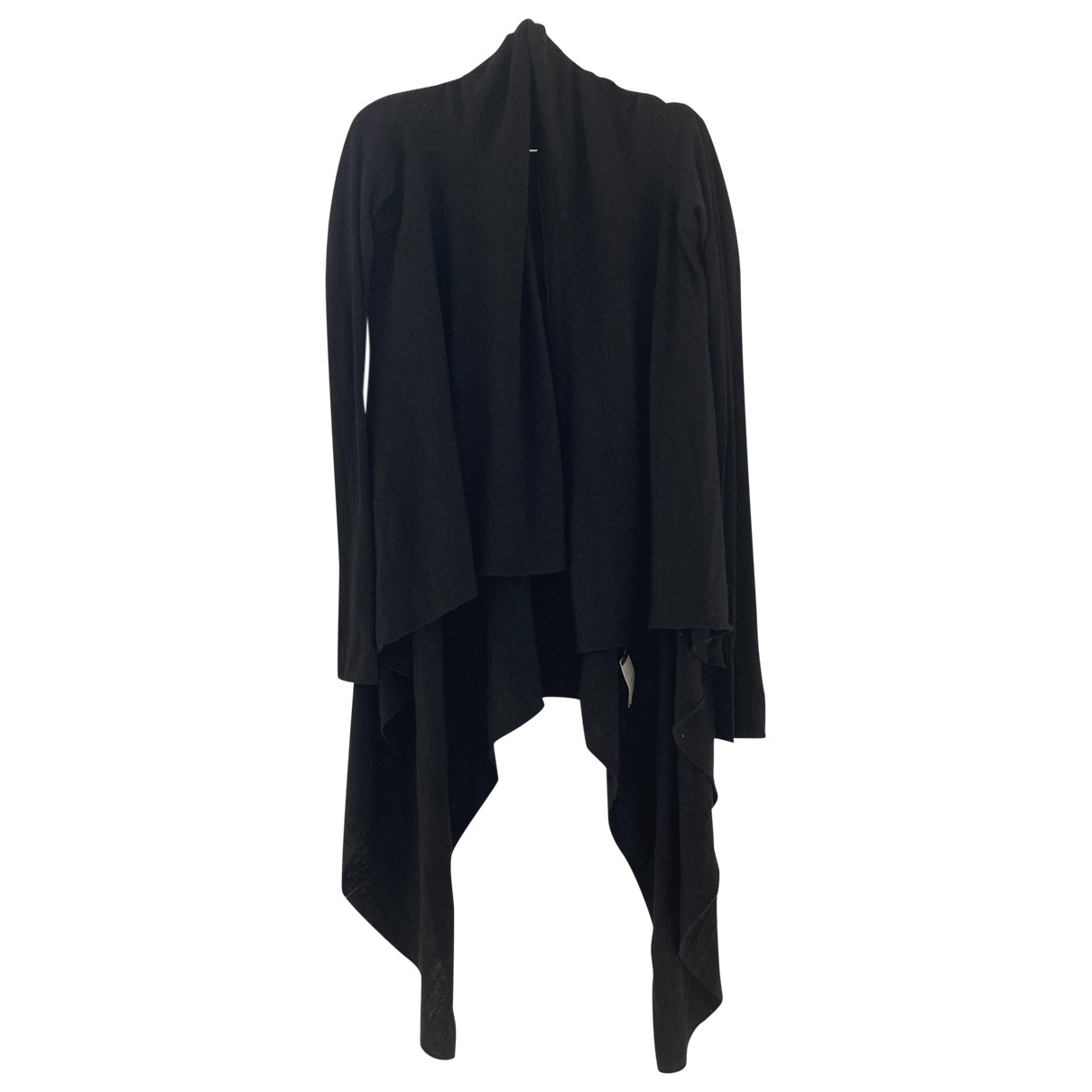 Rick Owens \N Black Wool Knitwear for Women M International