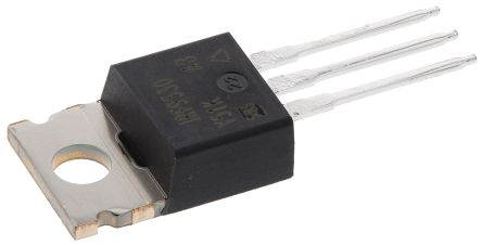 Vishay P-Channel MOSFET, 12 A, 100 V, 3-Pin TO-220AB  IRF9530PBF (5)
