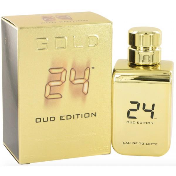 24 Gold Oud Edition - Scentstory Eau de toilette concentrada en espray 100 ML