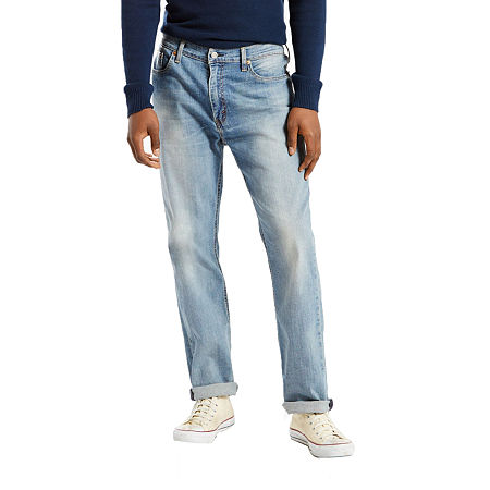 Levi's Mens 541 Athletic Tapered Fit Jean-Big and Tall, 40 36, Blue