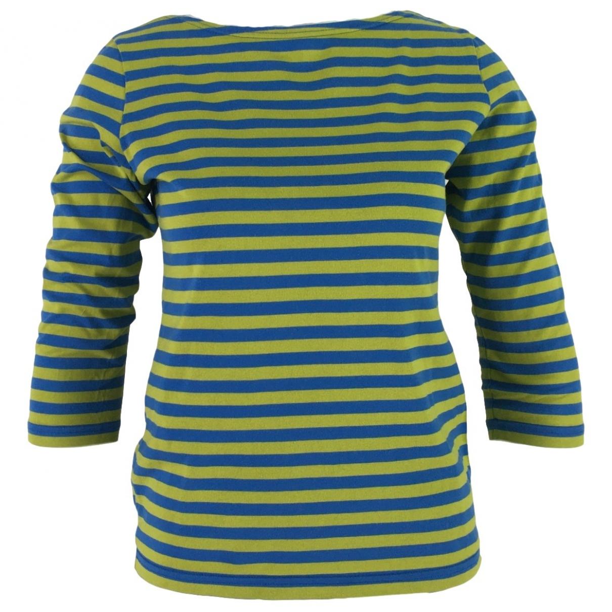 Marimekko \N Blue Cotton  top for Women XS International