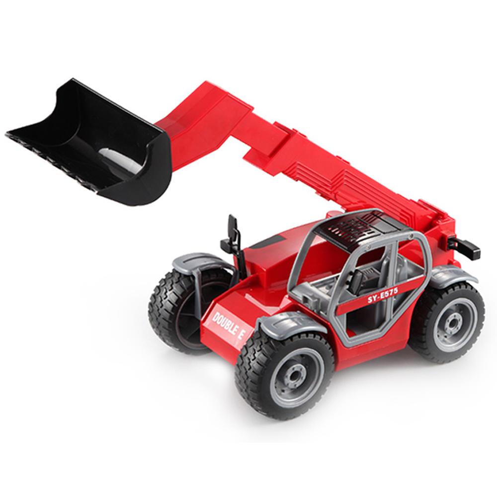 Double E E575-003 RC Car Telescopic Arm Loading Forklift Vehicle Model Toys